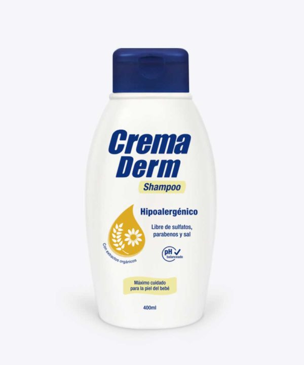 Crema Derm Sh Hipoalergenico 400ml