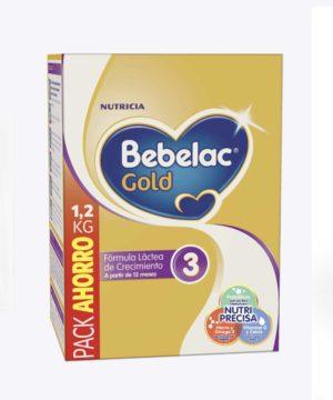 Bebelac Gold 3 Carton 1200 gr