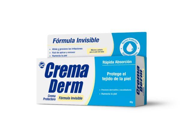 Crema Derm Antipañalitis Formula Invisible 60gr Nuevo