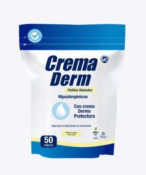 Pañitos Crema Derm Repuesto X 50