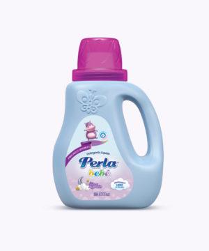 Perla Bebe Detergente Liq. Botella 900 Ml  Nuevo