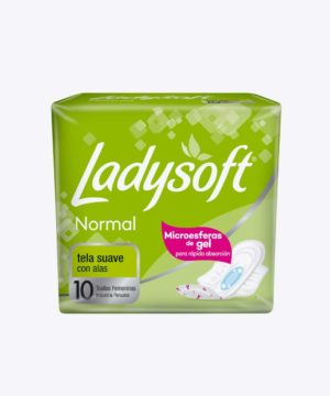 Ladysoft Normal Alas X 10