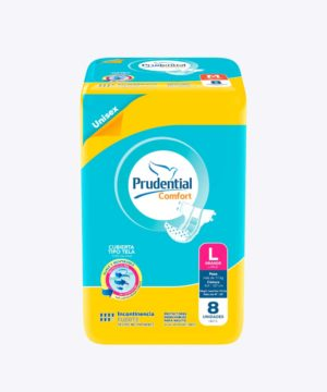 Prudential Confort Mediano X 8