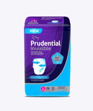 Prudential Invisible Grande x8
