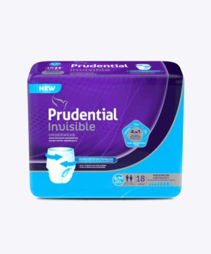 Prudential Invisible Mediano X 18
