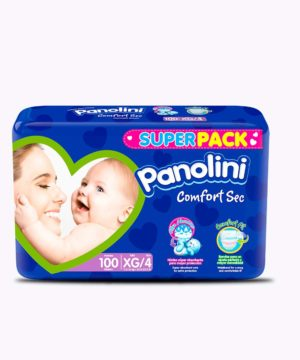 Panolini Confort Sec Xg X 100