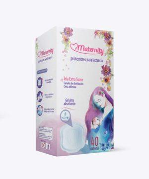 Maternity Protectores De Lactancia X 40
