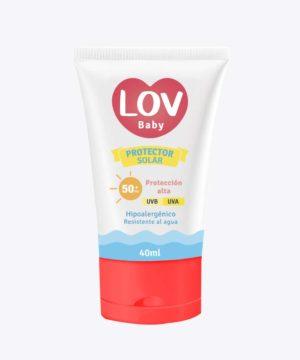Lov Protector Solar 50 Fps 40 ml