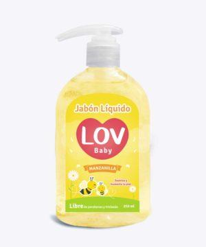 Lov Jabon Liquido Manzanilla 250 ml