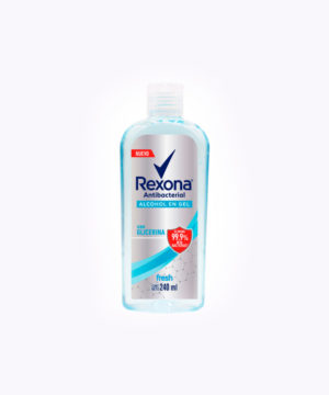 Rexona Alcohol En Gel 240ml X 12  Nuevo