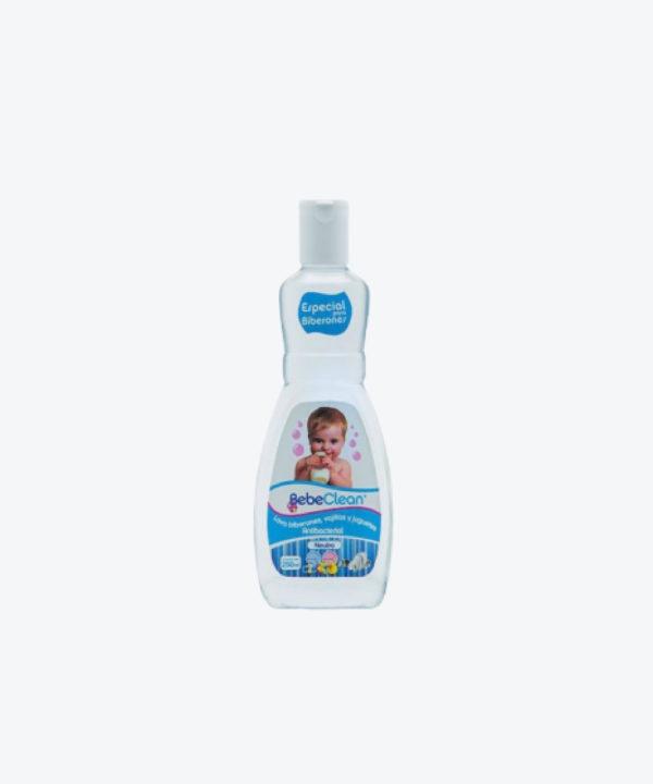 Bebe Clean Lava Biberones Y Vajillas 250 ml