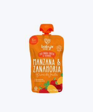 Babys Paap Pure De Manz & Zanahoria