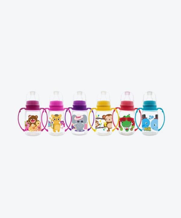 Babys Bib. Estampado C/agarr. 5 Onzas (4010)