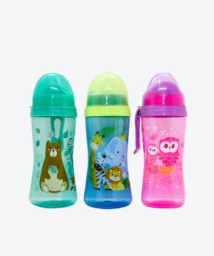 Babys Vaso Boquilla Rigida 12 Onzas  (4246) N