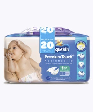 Onpack Pequeñin Premiun Touch Et. 1×50+th Rn X20 Nuevo