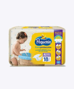 Pequeñin Extraprotect  Et. 4 Xgx18