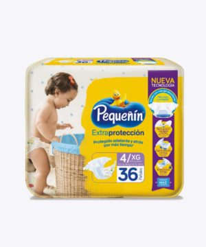 Pequeñin Extraprotect  Et. 4 Xgx36