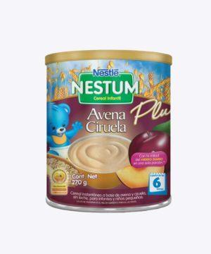 Nestum Tarro Plus AvenA-Ciruelas 270 gr