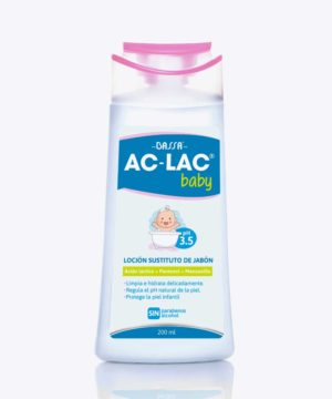 Ac Lac Jabon Baby 200 ml