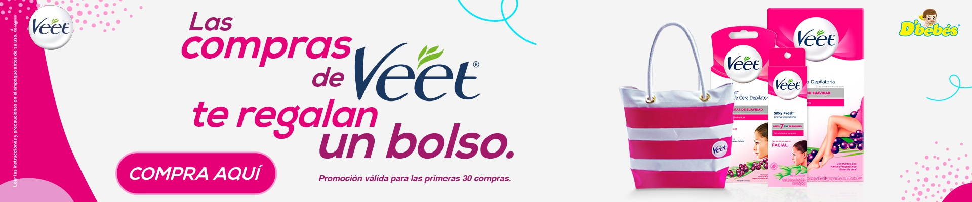 EC Oct Veet Bolso Banner