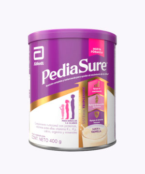 Pediasure Plus Polvo Vainilla 400 gr