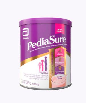 Pediasure Plus Polvo Fresa 400 gr